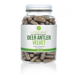 Deer Antler Velvet (Capsules)